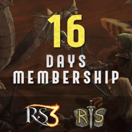 16 Days Membership