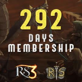 292 Days Membership